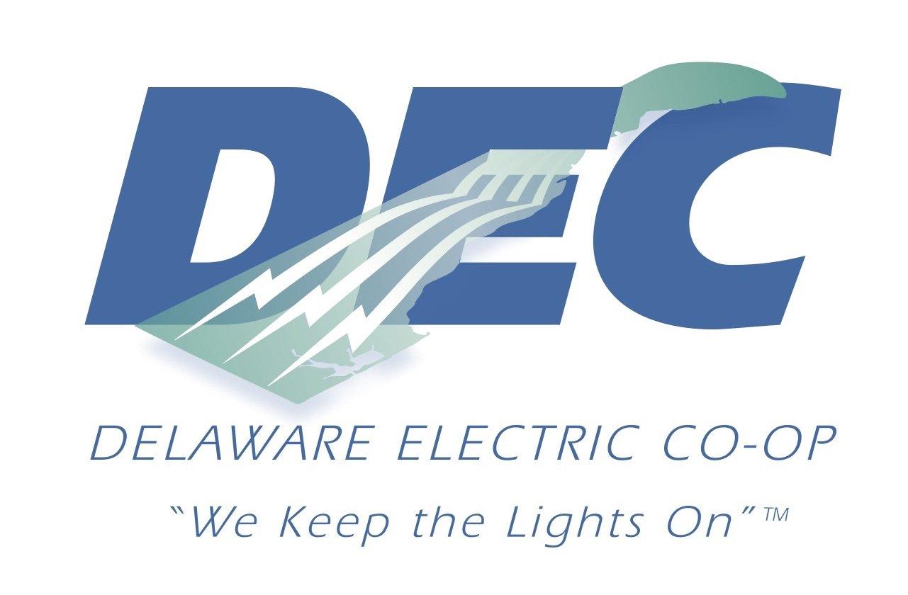 Delaware Electric Co-Op logo